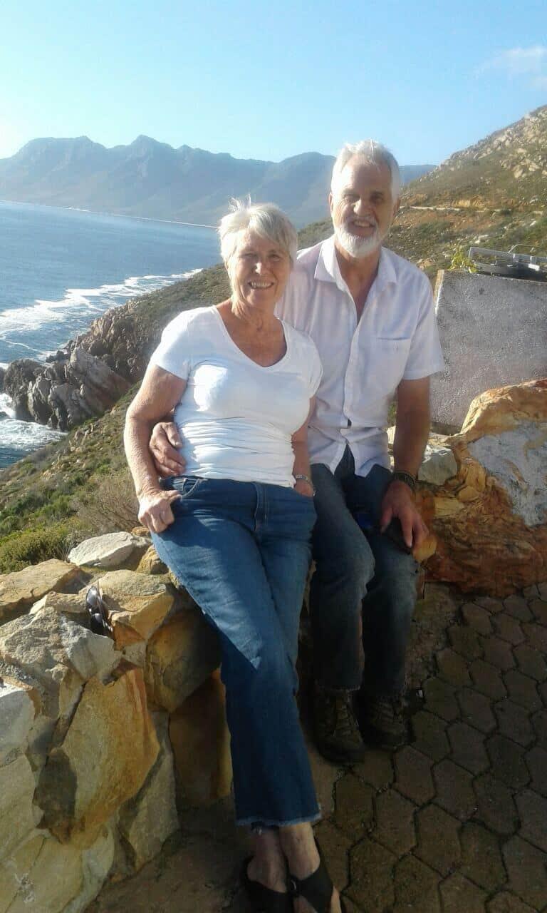 South African Adventures Hennie & Maggie