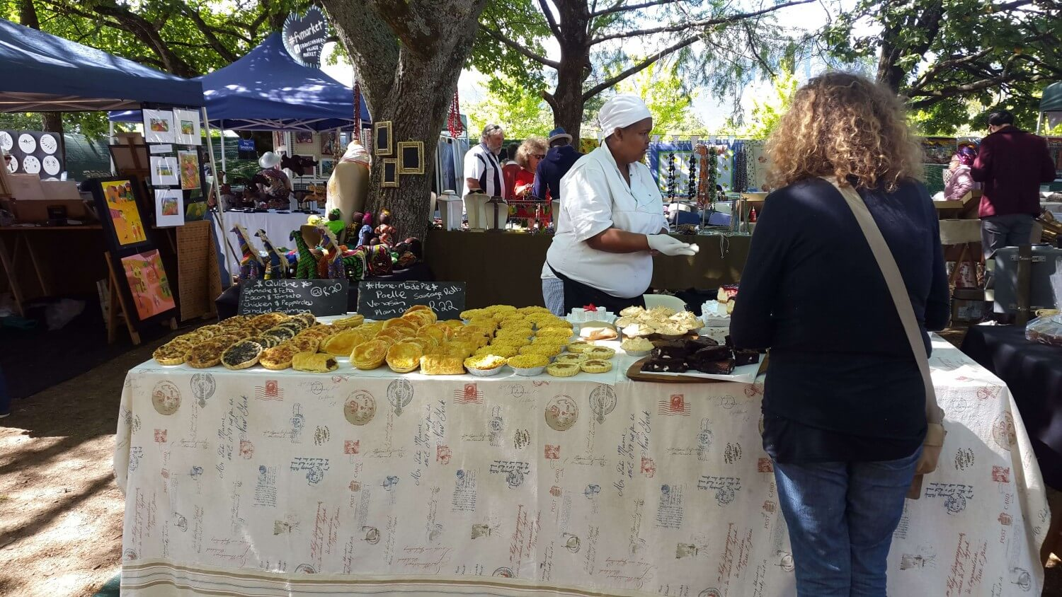 Franshoek-Saturday_Market